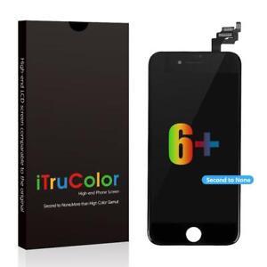 iTrucolor iPhone 6 Plus Screen - Vivid Color LCD - Black UK