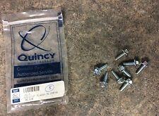 Quincy Screw Cap 122151 8 Pcs New