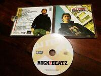 Dj Fede - Rock the Beatz (Mondo Marcio/Vacca/Boosta/Amir/Bassi Maestro Cd Mint