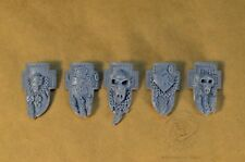 Shields for Space wolves terminators by Armagorus miniatures
