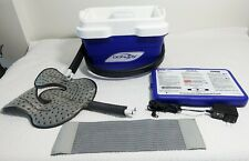 Donjoy Iceman Classic Cold Therapy Unit, Universal Pad, Power Adapter, Works!!