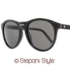 Montblanc Sunglasses MB506S 01A Shiny Black 506