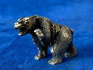 Samuel Kirk & Son Sterling Silver Miniature Bear