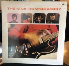 "THE KINKS ""THE KINK KONTROVERSY"" LP STILL SEALED!  SPANISH PRESSING"