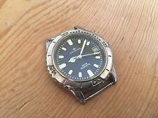 Reloj Watch Montre SAREBA - Steel case - Quartz - 3 ATM - 32 mm - For Spare