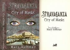 Mary Hoffman - City of Masks - Signed - 1st/1st
