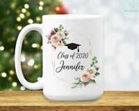 Custom Graduation Gift For Her Personalized Graduation Gift College Graduate Mug