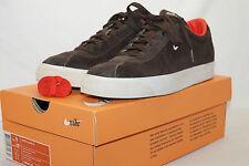 Nike MATCH CLASSIC HF suede von 2009 Gr.42,5 UK 8 braun 358044 200