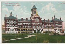USA, Grand Rapids, Mich., Michigan Soldiers Home Postcard, B412