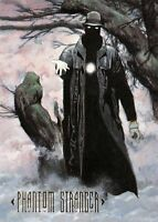 PHANTOM STRANGER / DC Comics Master Series (1994) BASE Trading Card #57