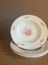 More details for cath kidston floral blossom by queens bowls/ pasta dishes x4