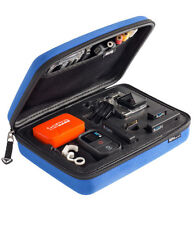 SP Storage Case for GoPro Hero3 Camera and Accessories - Blue