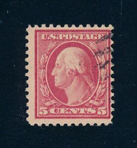 drbobstamps US Scott #505 Used Scarce Sound Error stamp