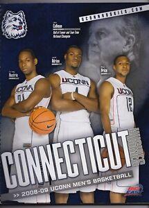 2008-2009 UCONN Huskies Basketball Media Guide