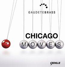 GAUDETEBRASS - Chicago Moves  CD