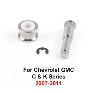 For 2007-11 Chevrolet Silverado 1500 GMC Sierra Door Hinge Pin Roller Repair Kit
