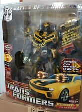 Hasbro Transformers Battle Ops Bumblebee Metallic Finish - Limited Edition