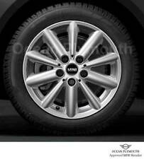 "Genuine MINI Winter Alloy Wheels & Tyres Set 16"" Radial Spoke 508 - F55/F56/F57"
