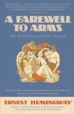 NEW - A Farewell to Arms: The Hemingway Library Edition
