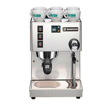 Rancilio Silvia E - Espressomaschine - Neues Modell - Moba Coffee