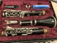 Boosey and Hawkes 400 Clarinet and Case BH