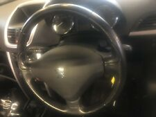 Peugeot 207cc convertible Steering Wheel With Airbag 2006-2012