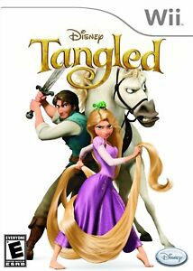 Tangled - Nintendo  Wii Game
