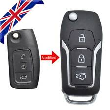 Car Remote Key Shell Case For Ford Fiesta Mondeo Focus B-Max C-Max S-Max