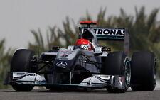 "002 Michael Schumacher - Mercedes Germany F1 Racing Driver 38""x24"" Poster"