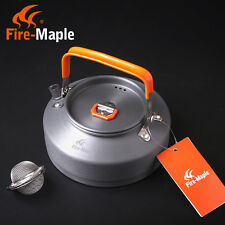 Fire Maple Outdoor Camping Picnic Kettle Tea Pot Coffee Pot Backpack Kettle 0.8L