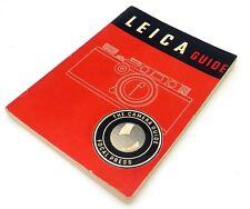The Focal Press Leica Guide - 21st.Ed W. D. Emanual (1950), UK Dealer