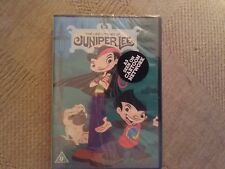 the life and times of juniper lee dvd new freepost