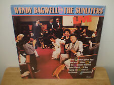 "WENDY BAGWELL AND THE SUNLITERS...""LIVE""....NEW SEALED LIVE GOSPEL CONCERT ALBUM"