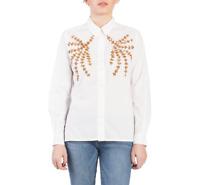 Essentiel Antwerp Ninga Shirt, White - BNWT UK SIze 8 RRP £140 Essential