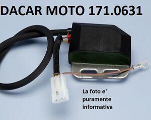 171.0631 Ignition Coil POLINI Piaggio MC2 50 (1998) - NRG MC3 H2O
