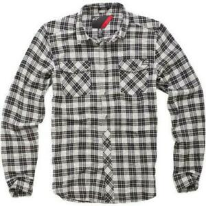 Alpinestars Long Sleeve Wooven Shirt in Light Grey - Large / L