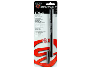 Streamlight 65069 Stylus LED UV Pen BlackLight Aluminum EMT Police Tactical