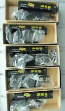 Roundhouse   HO - Lot of 5 - Sunoco 50' Tanker Kits     New Old Stock