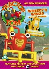 Tractor Tom - Wheezy's Wings And Other Stories [DVD], , Like New, DVD