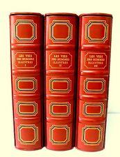 PLUTARQUE - LA VIE DES HOMMES ILLUSTRES- ill. DECARIS -3T-Ed Club du Livre 1967