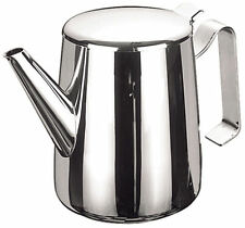 NEW Tramontina Stainless Steel Covered Coffee & Milk Pot