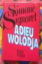 Simone Signoret : Adieu Wolodja (m38)
