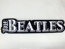 Ricamate aufbügler patch The Beatles - 2,5 x 12 cm
