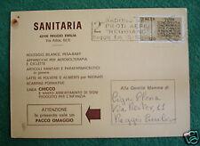 SCL2 CARTOLINA VIAGGIATA II RADUNO PILOTI REGGIANE 1978