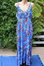 Viscose Paisley Regular Machine Washable Dresses for Women