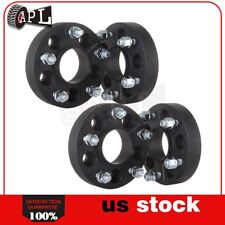 "4pcs 1.25"" thick 5x4.5 to 5x5 wheel spacers Adapter for Jeep Wrangler 1987-2006"