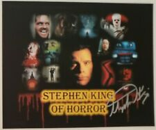 New ListingStephen King - Hand Signed 8x10 - Autographed Photo - Hologram coa