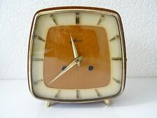 Haid Vintage Antique Retro German Mantel Clock