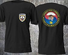 New US ARMY Special Operations Command Korea T shirt size S-4XL