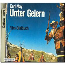 FILM BUCH Unter Geiern Karl May 9780603994999 Peter Korn PHÖNIX VERLAG LP 60er